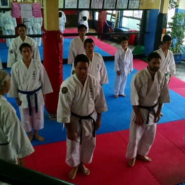 Primera Mesa de Examen 2015